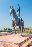 Rao Jodha statue Royalty Free Stock Photo