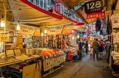 Raohe Street Night Market Royalty Free Stock Photos