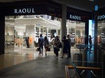 Raoul retail store Stock Photos