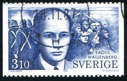 Raoul Wallenberg Stock Image