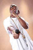 Rap artist Christopher Smith Stock Photo