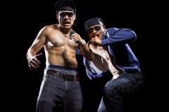 Rap Concert Stock Images