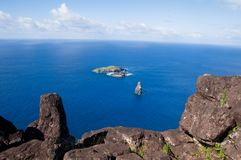 Rapa nui Royalty Free Stock Images
