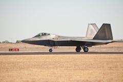 Rapace del Lockheed Martin F-22 Immagine Stock Libera da Diritti