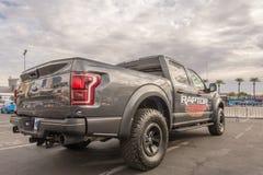 Rapace di assalto di Ford F-150, mercato Associatio dell'attrezzatura di specialità Fotografia Stock