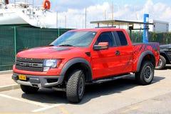 Rapace di Ford F150 Immagine Stock Libera da Diritti