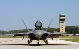 Rapace F-22 Photo libre de droits