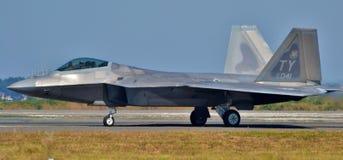 Rapace F-22 Fotografie Stock