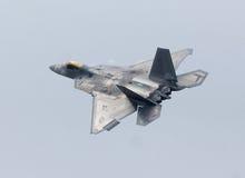 Rapace F-22 image libre de droits
