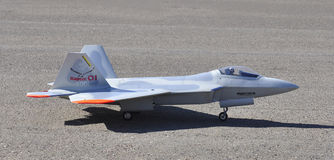 Rapace F22. Images stock