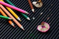 A rapagem do pastel Imagens de Stock