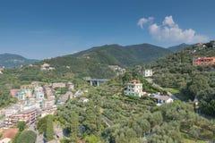 Rapallo, Италия стоковое фото rf