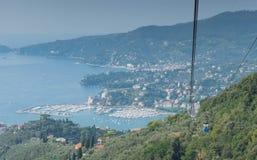 Rapallo, Италия стоковые изображения rf