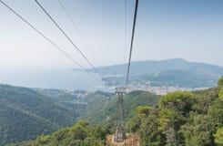Rapallo, Италия стоковая фотография rf