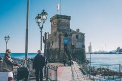 Rapallo Lizenzfreies Stockfoto
