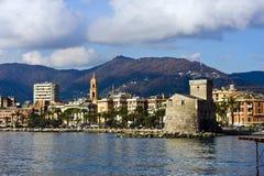 Rapallo lizenzfreies stockbild