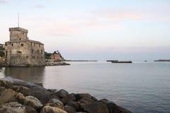 Rapallo (Genoa, Italy) Stock Photo