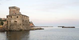 Rapallo (Genoa, Italy) Stock Images