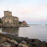 Rapallo (Genoa, Italy) Stock Image