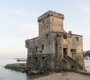 Rapallo (Genoa, Itália) Foto de Stock Royalty Free