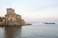 Rapallo (Genua, Italien) Arkivbilder