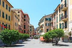 Rapallo Italien Arkivfoto