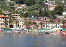 Rapallo in Italy Stock Photo