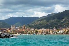 Rapallo, Italy Stock Photography