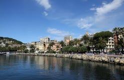 Rapallo, Italy Royalty Free Stock Photography