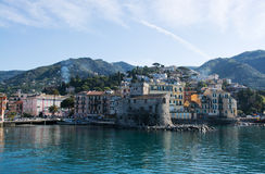 Rapallo, Liguria, Italy Stock Photos