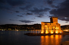 Rapallo, Liguria, Italy Royalty Free Stock Images