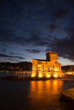 Rapallo, Liguria, Italy Royalty Free Stock Photos
