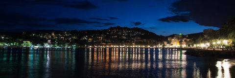 Rapallo, Liguria, Italy Stock Photo