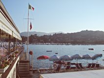 Rapallo  liguria   Italy Stock Images
