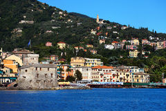 Rapallo Resort Royalty Free Stock Images