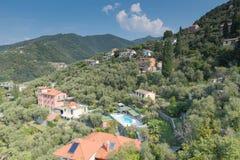 Rapallo, Włochy obraz stock
