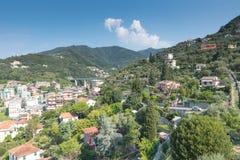 Rapallo, Włochy fotografia stock