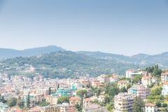 Rapallo, Włochy zdjęcia stock