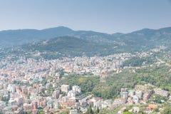 Rapallo, Włochy obrazy stock