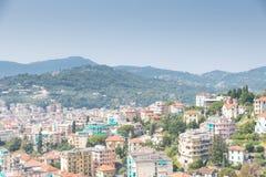Rapallo, Włochy fotografia royalty free