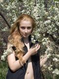 Rapariga Foto de Stock Royalty Free