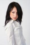Rapariga bonita Fotos de Stock