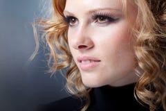 Rapariga bonita Imagens de Stock Royalty Free