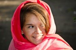 Rapariga bonita Imagem de Stock