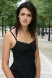Rapariga bonita Foto de Stock