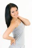 Rapariga da beleza Fotografia de Stock
