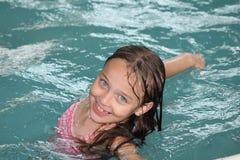 Rapariga na associação Fotos de Stock Royalty Free