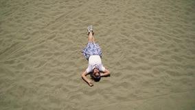 Rapariga na praia filme