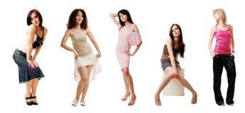 Raparigas Fotos de Stock Royalty Free