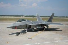 Rapaz F-22 Fotografía de archivo
